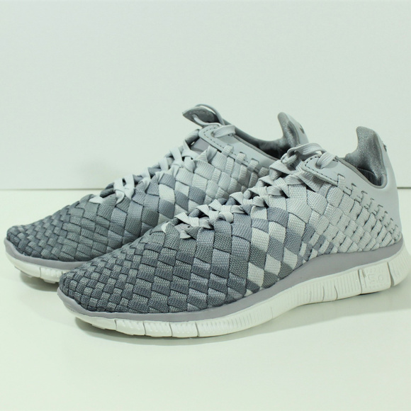 Nike Sportswear Womens Free Inneva Woven Wolf Grey 1ed461f11144